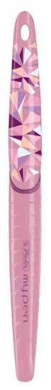 Herlitz Bombičkové pero my.pen-M, ružové
