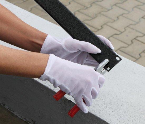Cerva Nylonové pracovní rukavice Ibis, mechanické - unikátní