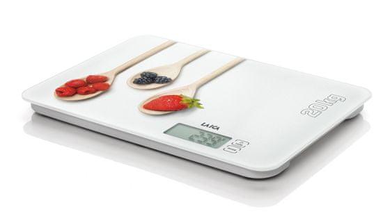 Laica KS5020W digitalna kuhinjska vaga