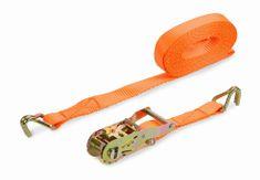 Kreator KRT555005 - Upínací pás ráčnový s háky 480kg/5m