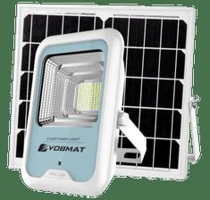 Vobmat Solární světlo Courtyard Light s dálkovým ovládáním a sensrorem pohybu