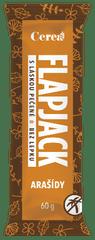 Cereabar Flapjack arašídový bez lepku 60g, 15ks (1 karton)