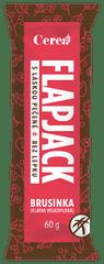 Cereabar Flapjack brusinkový bez lepku 60g, 15ks (karton)