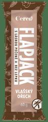 Cereabar Flapjack vlašský ořech bez lepku 60g, 1ks