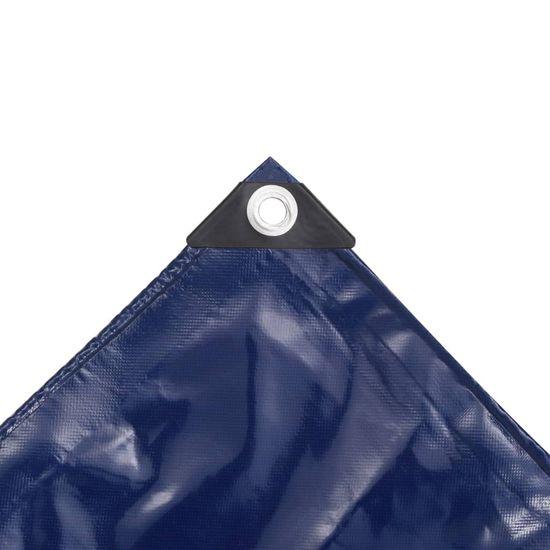 shumee Ponjava 650 g/m² 1,5x10 m modra