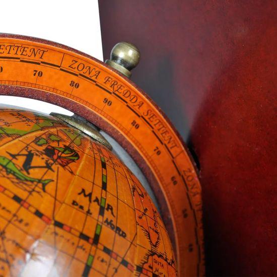 shumee Knjižna opora globus 2 kosa