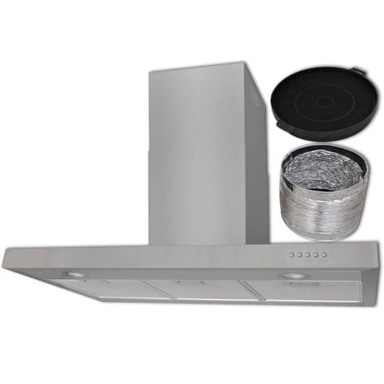shumee Ploščata kuhinjska napa 900 mm