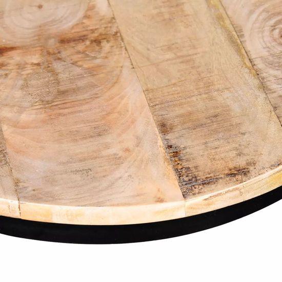 shumee Klubski Mizici iz Močnega Mangovega Lesa Okrogli 40 cm/50 cm