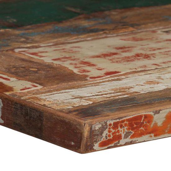 shumee 3 részes, többszínű, tömör újrahasznosított fa bárszett