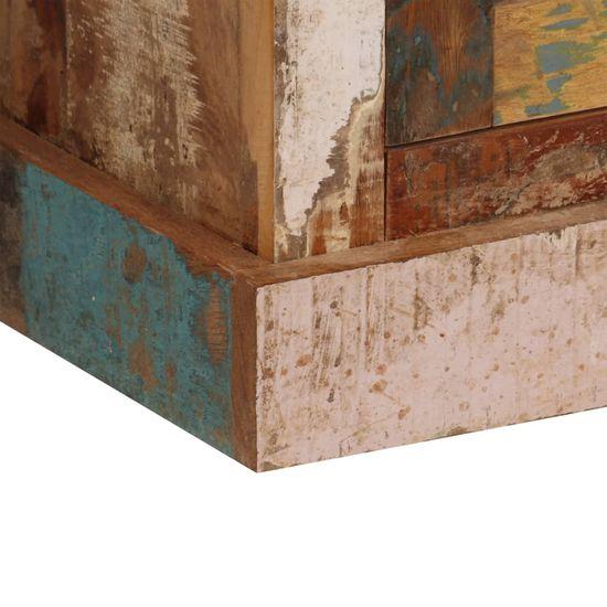 shumee Sideboard predelani les 95 x 39 x 185 cm