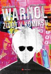 Adriano Barone: Andy Warhol: Život v komiksu
