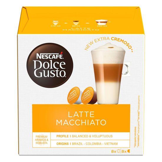NESCAFÉ Dolce Gusto® kávové kapsule Latte Macchiato 3balenie