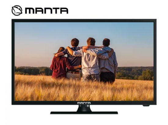 Manta 19LHN120D LED HD televizor, + 12V