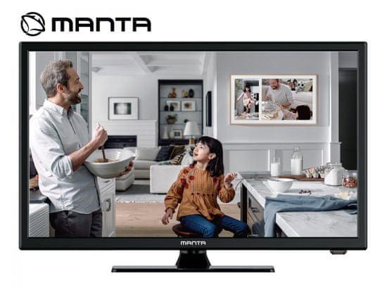 Manta 24LHN120D LED HD televizor, +12V