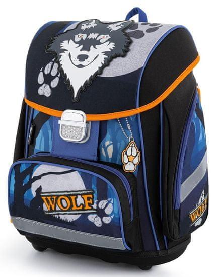 Karton P+P Premium Volk anatomska šolska torba