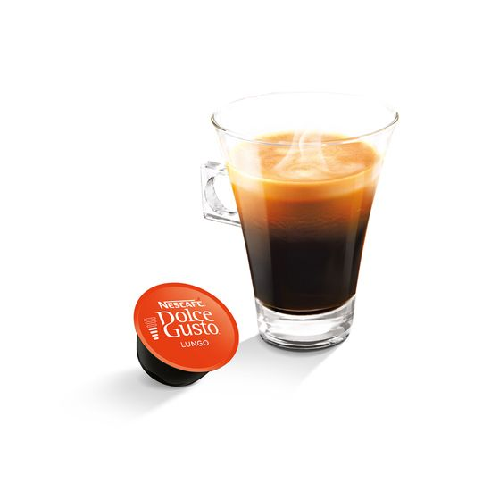 NESCAFÉ Dolce Gusto® kávové kapsule Caffe Lungo 3balenie