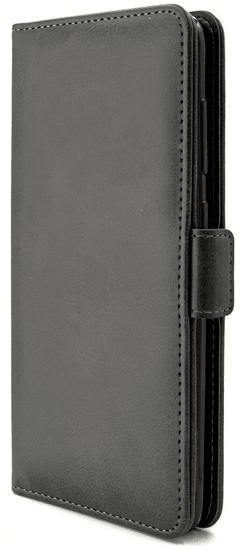 EPICO Elite Flip Case ovitek za Huawei P40 Lite/Nova 6SE, preklopni, črn