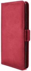 EPICO Elite Flip Case ovitek za Huawei P40 Lite E, preklopni, rdeč - Odprta embalaža