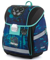 Karton P+P Premium Light Panter anatomska šolska torba