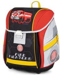 Karton P+P Premium Light Gasilec anatomska šolska torba