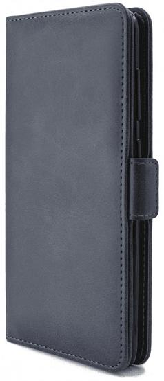 EPICO Elite Flip Case ovitek za Huawei P40 Lite/Nova 6SE, preklopni, temno moder