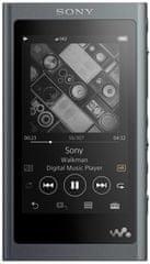 SONY NW-A55, čierna - rozbalené