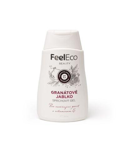FeelEco Sprchový gel - Granátové jablko 300 ml