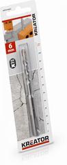 Kreator KRT010903 - Vrták SDS PLUS do betonu 6x110 mm