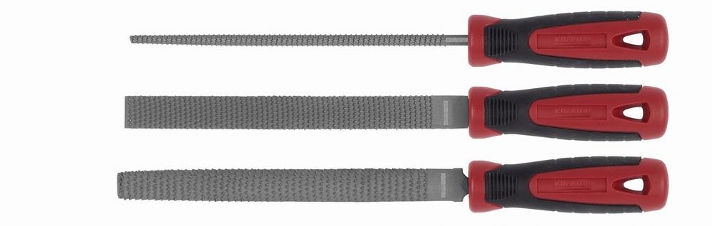 Kreator KRT453104 - Rašple sada 3ks 200mm