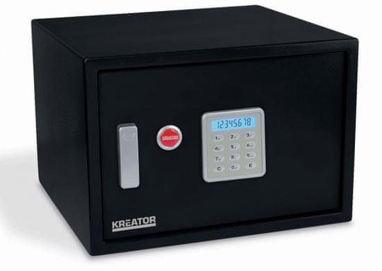 Kreator KRT692015 - Elektronický trezor 300x438x400