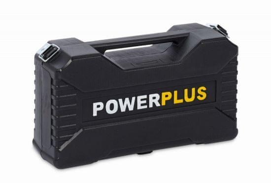 PowerPlus POWX1346 - Multifunkční stroj / oscilační bruska 300 W