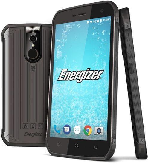 Energizer Hardcase Energy E520, 2GB/16GB, Black