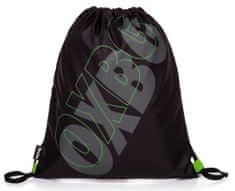 Karton P+P Oxy Black Line nahrbtna vreča, zelena