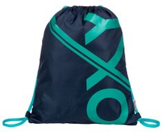 Karton P+P torba OXY BLACK LINE green, turkizna