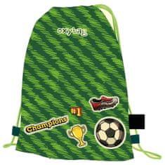 Karton P+P Hátizsák OXY Style Mini football green