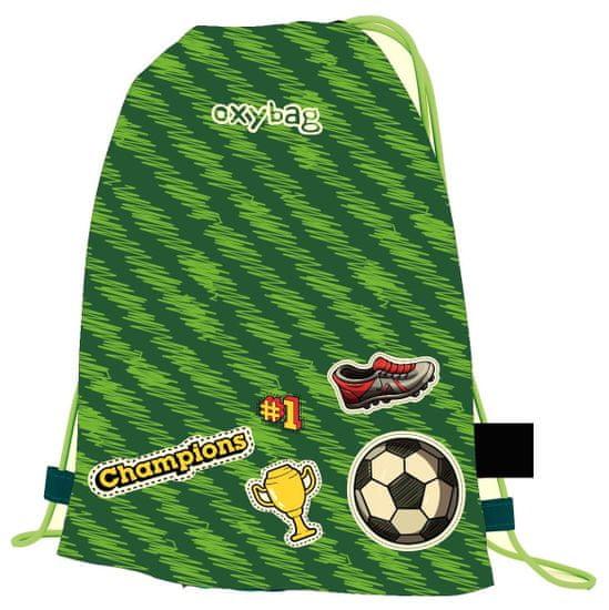 Karton P+P torba OXY Style Mini football green, zelena