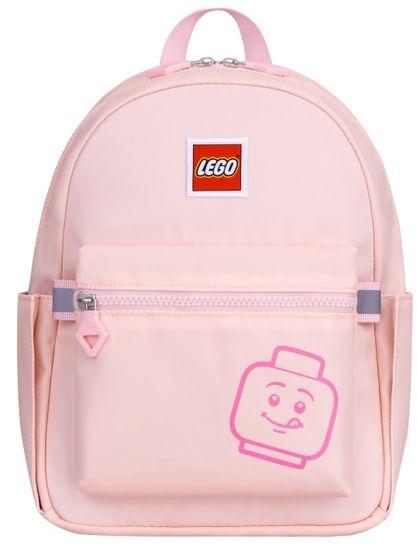 LEGO šolski nahrbtnik Tribini JOY, pastelno roza