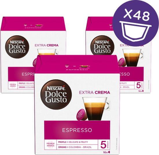 NESCAFÉ Dolce Gusto® kávové kapsule Espresso 3balenie
