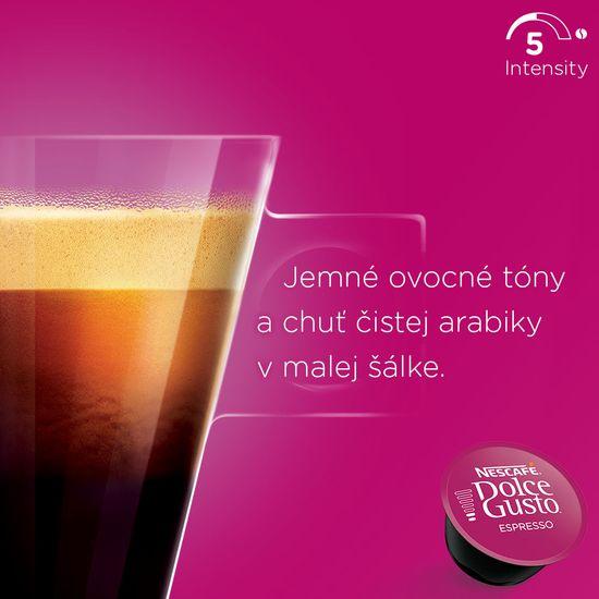 NESCAFÉ Dolce Gusto® kávové kapsule Espresso XXL 3balenie