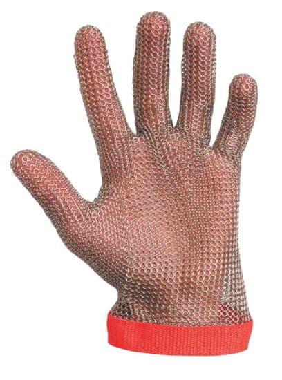 Bátmetall Kft. Protiporézne ocelové rukavice Bátmetall 171310, bez manžety