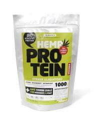 Zelená Země Konopný protein 1kg Bio