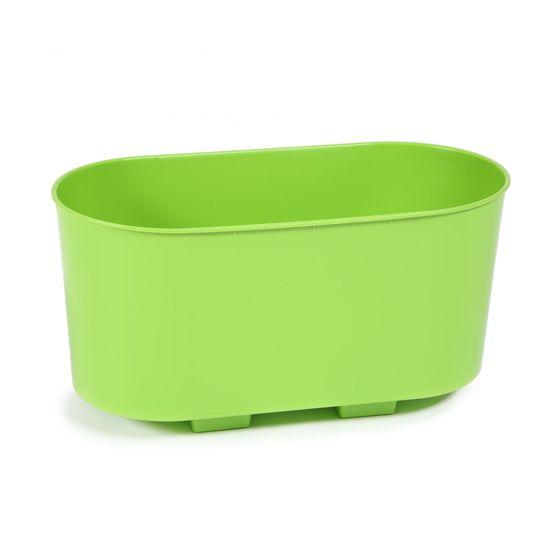 Lamela truhlík DUET 60 cm, světle zelená