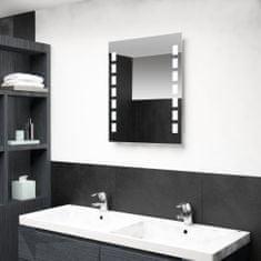 shumee LED-es fürdőszobai falitükör 50 x 60 cm