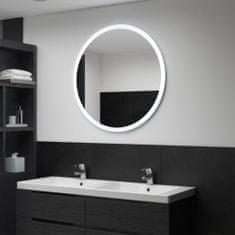 shumee LED-es fürdőszobai falitükör 80 cm