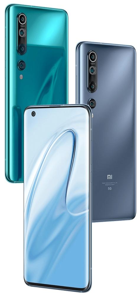 Xiaomi Mi 10, 8GB/256GB, Global Version, Twilight Grey