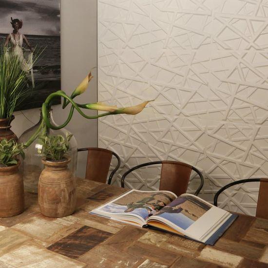 shumee WallArt 3D stenski paneli 24 kosov GA-WA26 Olivia