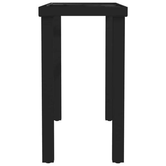 slomart Noge za jedilno mizo I okvir 100x40x72 cm