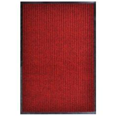 shumee Rohožka červená 160 x 220 cm PVC
