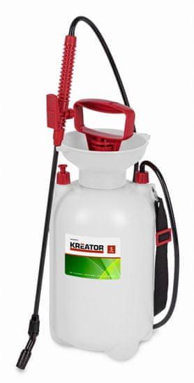 Kreator KRTGR6805V - Tlakový postřikovač 5L VITON