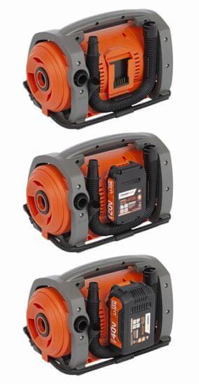 PowerPlus POWDP7030 - Aku kompresor 20V plus 220V (bez AKU)